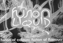 Fusion Liquid Logo