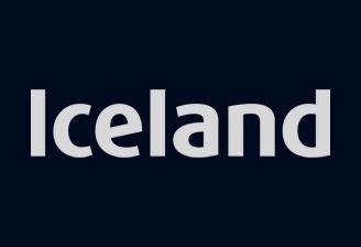 Iceland BW