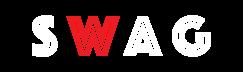 swag white logo