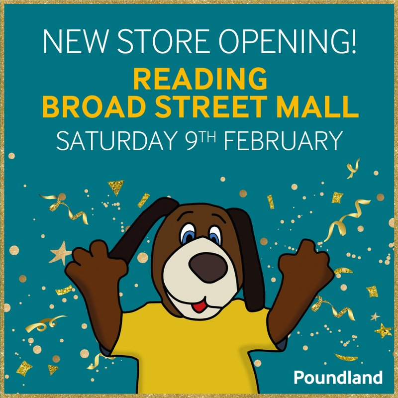 New Poundland opening soon