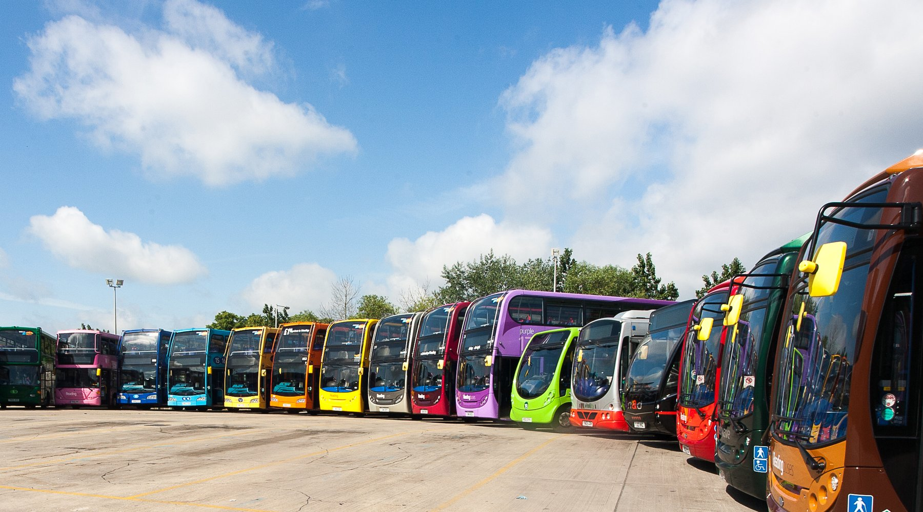 Reading Buses