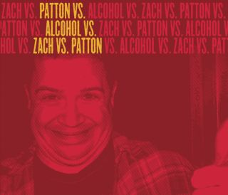 Patton Oswalt - Patton vs. Alcohol vs. Zach vs. Patton