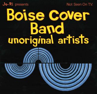 Boise Cover Band - Unoriginal Artists
