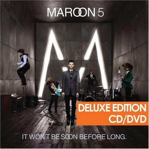 Maroon 5 - It Won't Be Soon Before Long [Deluxe Edition CD+DVD]