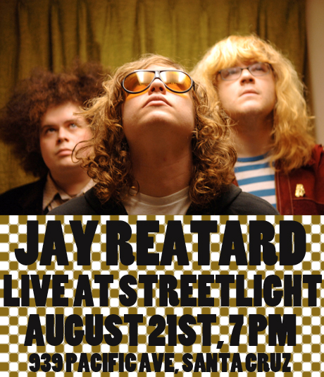 Jay Reatard In-Store