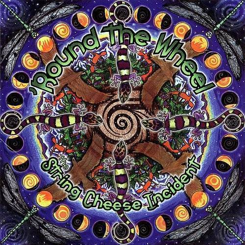 String Cheese Incident - Round The Wheel [180 Gram] [Indie Exclusive]