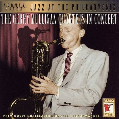 Danny Rains - The Gerry Mulligan Quartets in Concert