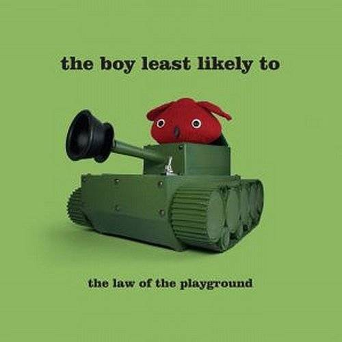 Boy Least Likely To - Law Of The Playground