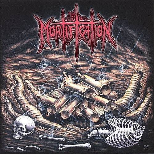 Mortification - Scrolls Of The Megilloth (Uk)