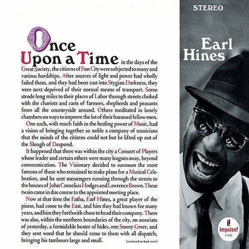 Earl Hines - Once Upon A Time (Ltd) (Hqcd) (Jpn)
