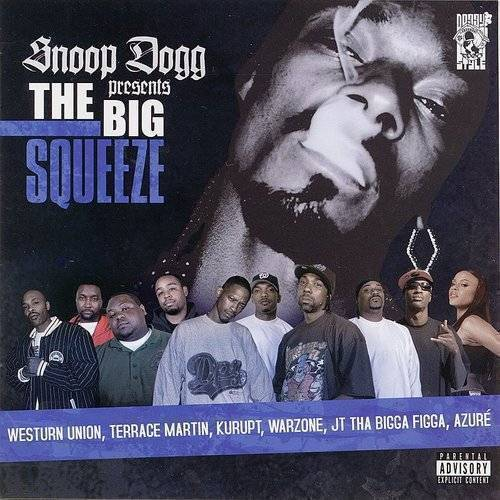 Various Artists - Presents The Big Squeeze