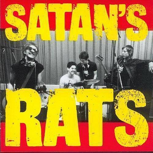 Satans Rats - What A Bunch Of Rodents (Uk)
