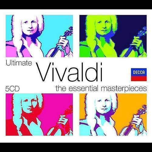 Ultimate Vivaldi - Ultimate Vivaldi / Various (Box) (Slip)