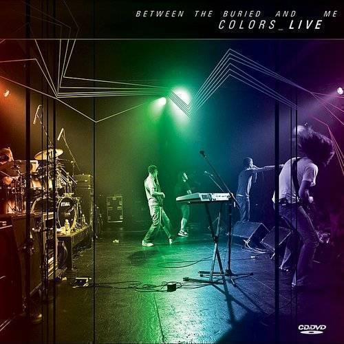 Between The Buried And Me - Colors-Live