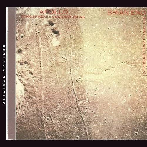 Brian Eno - Apollo: Atmospheres & Soundtracks [Import LP]