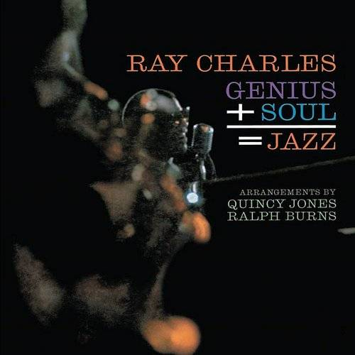 Ray Charles - Genius + Soul = Jazz (Verve Acoustic Sounds Series) [LP]