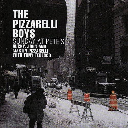 Pizzarelli Boys - Sunday At Pete's [Remastered] (Jpn)