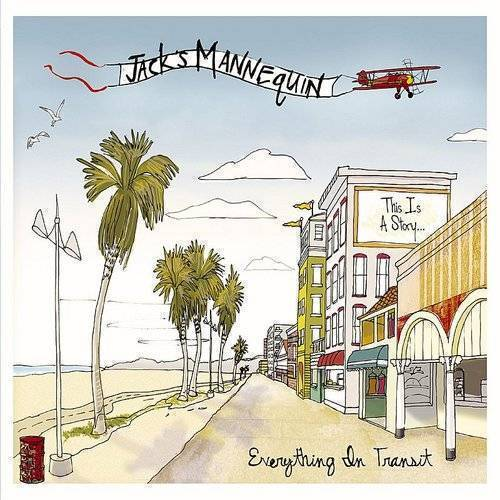 Jack's Mannequin - Everything In Transit [Limited 180-Gram Clear Vinyl] [Import]