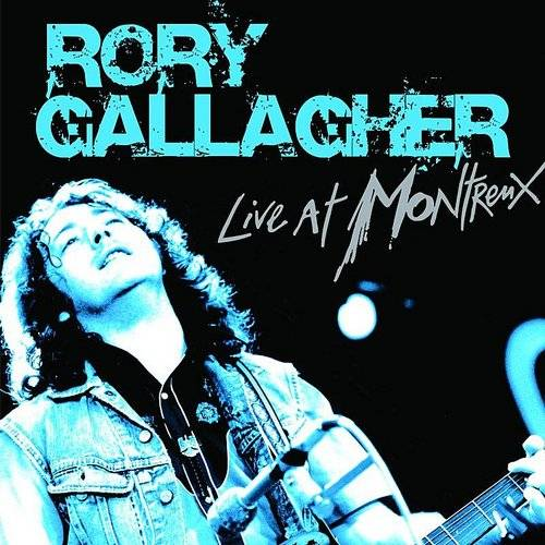 Rory Gallagher - Live At Montreux