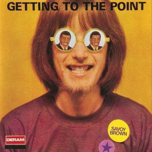 Savoy Brown - Getting To The Point [Import]