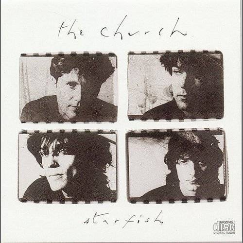 The Church - Starfish [Limited White Colored Vinyl]