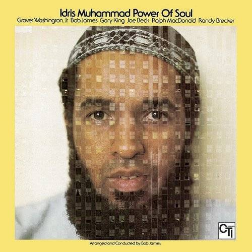 Idris Muhammad - Power Of Soul (Hol)