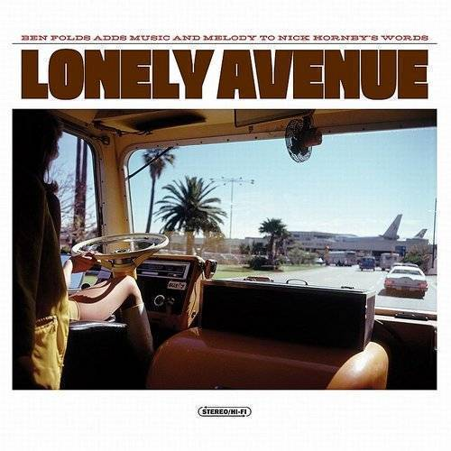 Ben Folds & Nick Hornby - Lonely Avenue [Vinyl]