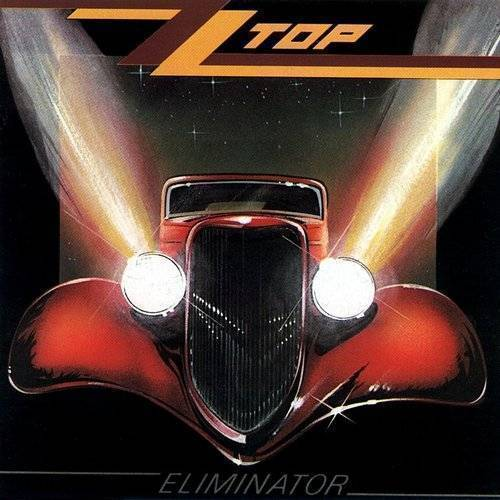 ZZ Top - Eliminator [Remastered] [2008]