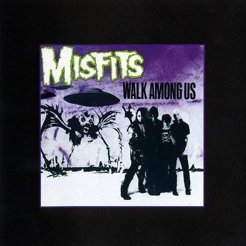 Misfits - Walk Among Us (Uk)