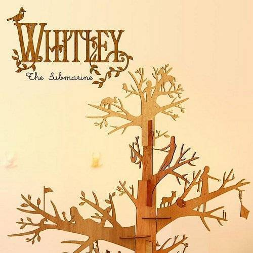 Whitley - Submarine [Colored Vinyl] [Limited Edition] (Wht) (Aus)