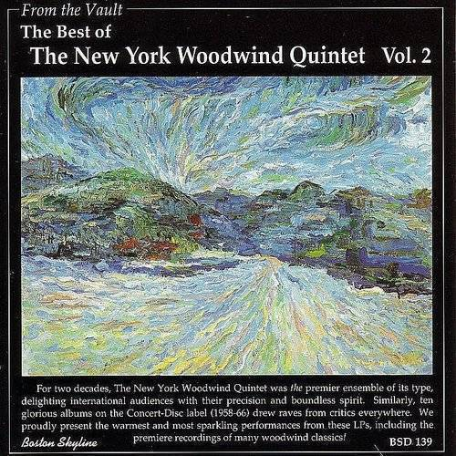 New York Woodwind Quintet - The Best of The New York Woodwind Quintet Vol. 2