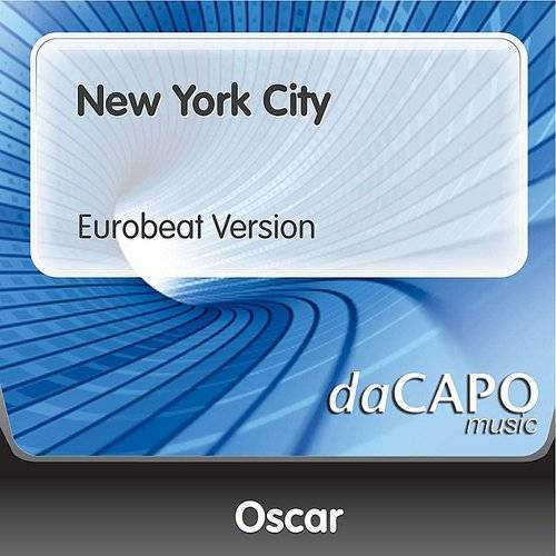 Oscar - New York City (Eurobeat Version) - Single
