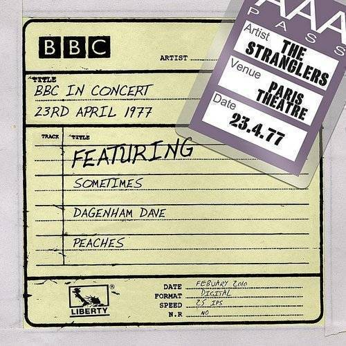 Stranglers - BBC In Concert (23rd April 1977)