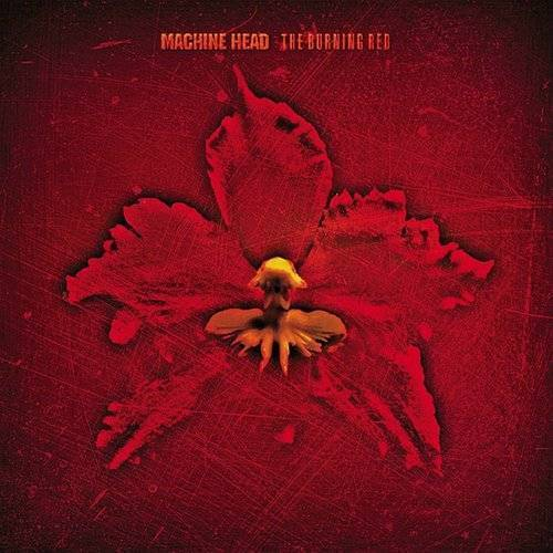 Machine Head - Burning Red (Blk) (Ogv) (Hol)