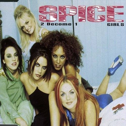Spice Girls - 2 Become 1 (6-Track Maxi-Single)