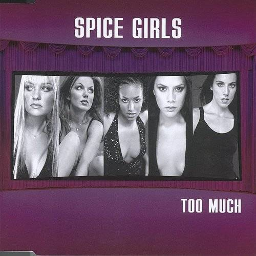 Spice Girls - Too Much (6-Track Maxi-Single)