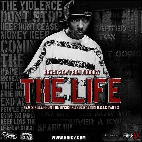 Prodigy - The Life (2-Track Single)(Parental Advisory) - Single