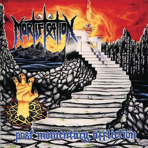 Mortification - Post Momentary Affliction (Uk)