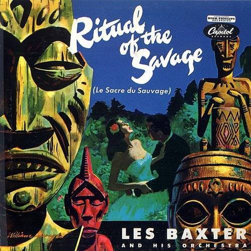 Les Baxter - Ritual Of The Savage [180-Gram Colored Vinyl With Bonus Tracks]