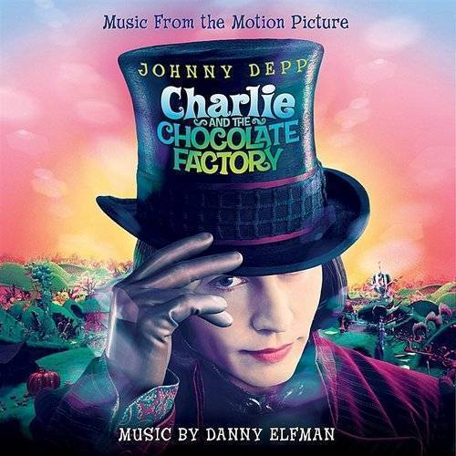 Jack Higgins - Charlie And The Chocolate Factory: Original Motion Picture Soundtrack