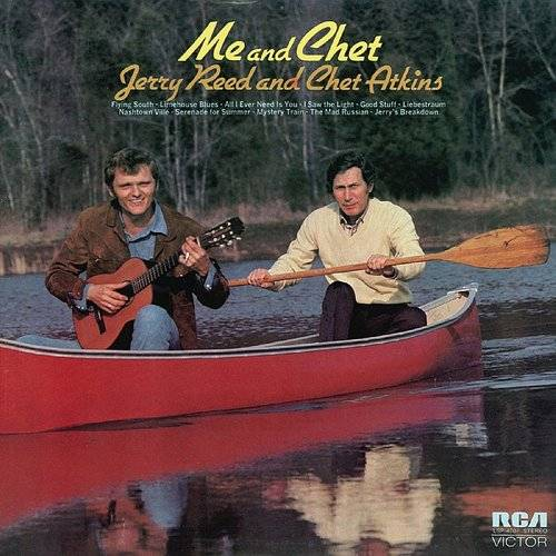 Chet Atkins - Me And Chet