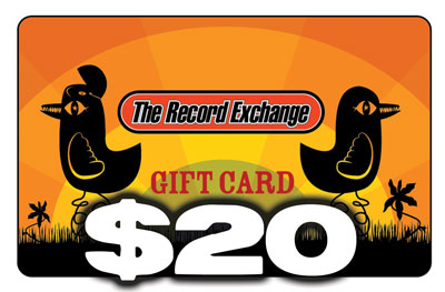 The Record Exchange - Gift Certificate ($20)