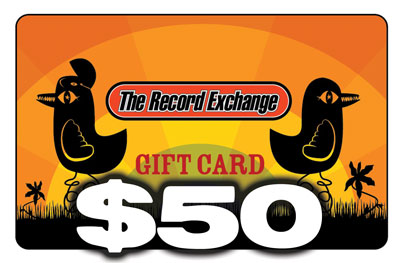 The Record Exchange - Gift Certificate ($50)