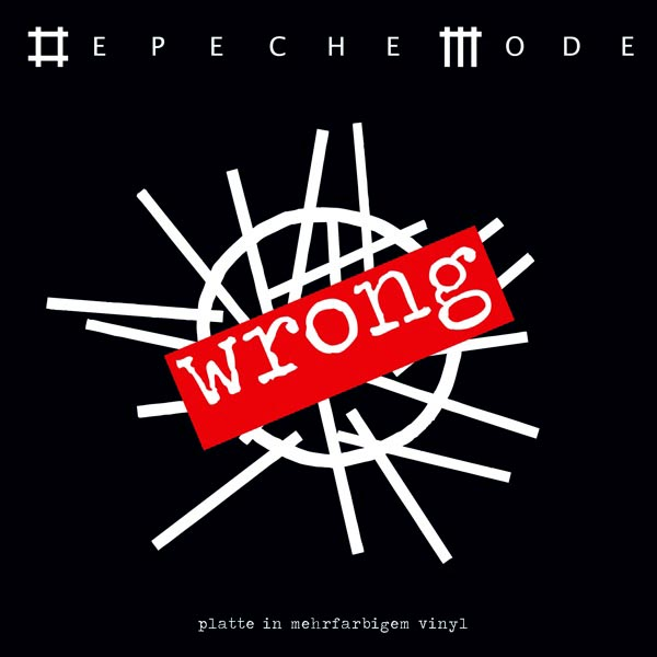 Depeche Mode - Wrong [Import]