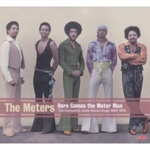 Meters - Here Comes The Meter Man