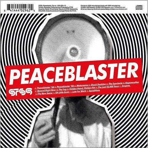 Sound Tribe Sector Nine - Peaceblaster