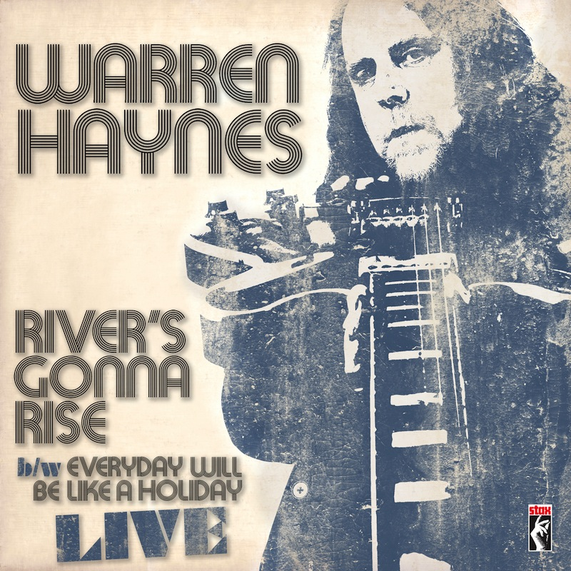 Warren Haynes - River's Gonna Rise