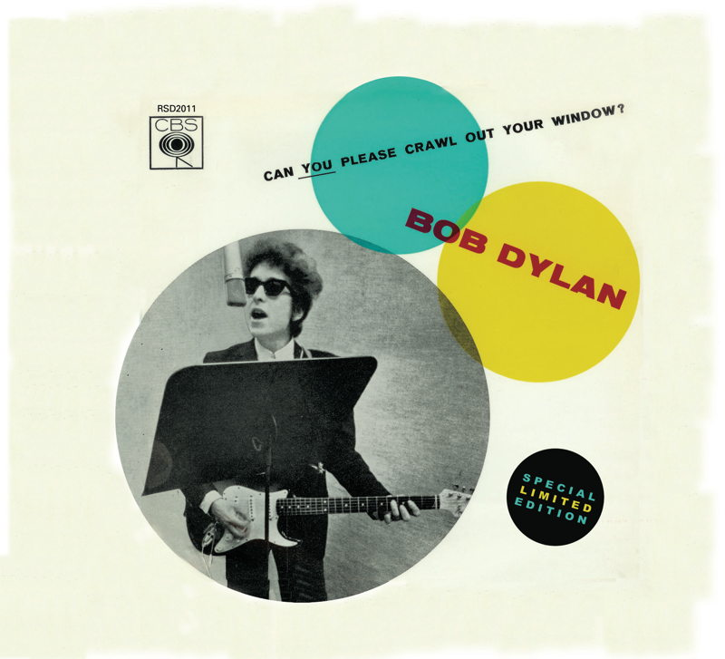 Bob Dylan - Can You Please Crawl Out Your Window [Limited Edition]