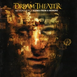 Dream Theater - Metropolis Pt2: Scenes From A Memory