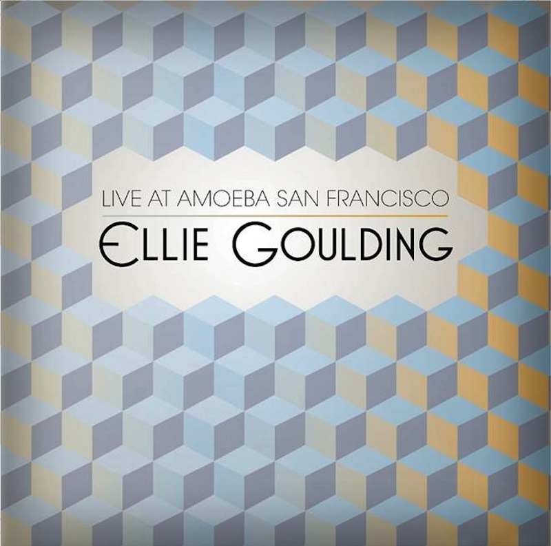 Ellie Goulding - Live At Amoeba Music